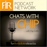 Chats with Chip Podcast Album Art