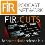 FIR Cuts Podcast Album Art