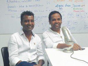 Interview- Suresh & Prasant