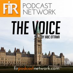 The Voice, a podcast from the FIR Podcast Network