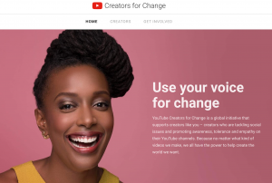 Franchesca Ramsey YouTube Ambassador for
