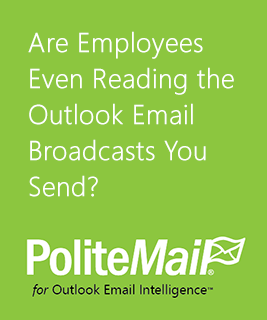 ad graphic: PoliteMail.com